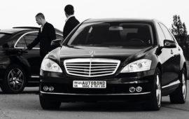 Аренда авто представительского класса в Одессе