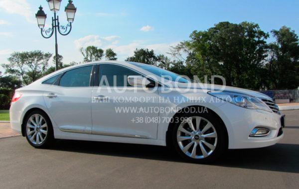 Hyundai Azera 2013 white