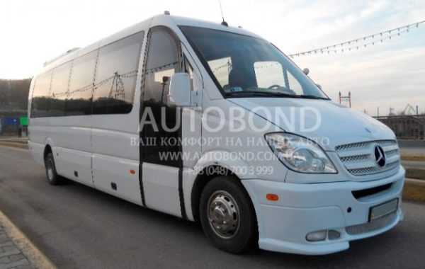 MERCEDES-BENZ Sprinter 515 VIP – 2012