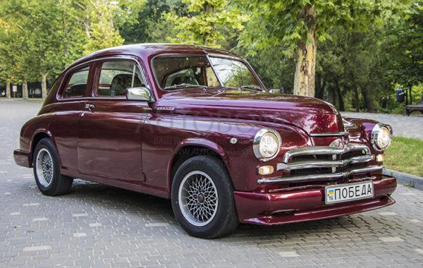 ГАЗ-М-20 – ПОБЕДА 1954
