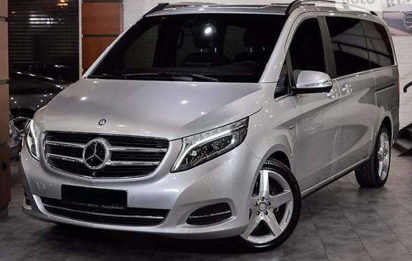 Mercedes Benz V 250