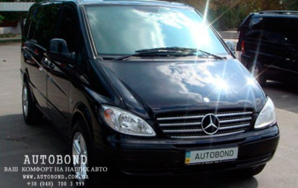 MERCEDES-BENZ Vita black