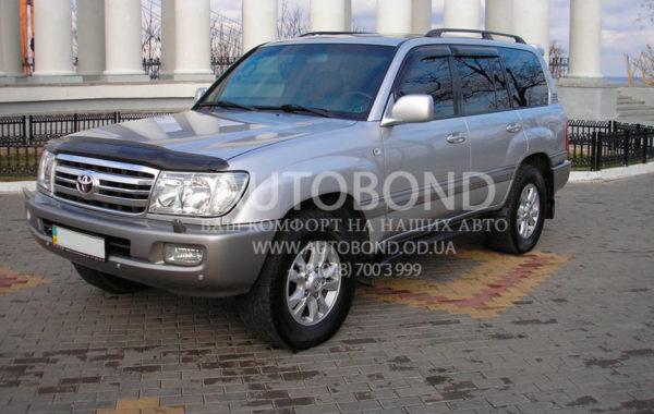 ПРОКАТ внедорожника Toyota Land Cruiser