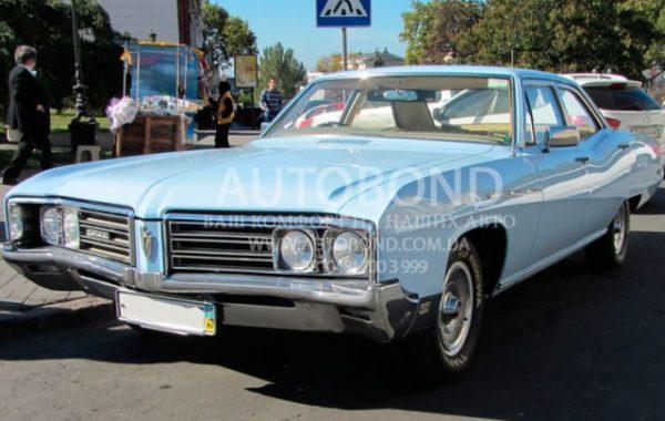 РЕТРО АВТО Buick 1968 Le Sabre